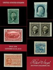United States Stamps - Two Siegel Auction Catalogs