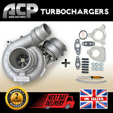 Turbocharger for Renault Laguna III 2.0 dCi, 1995 ccm 96/110/127/131 kW. GASKETS