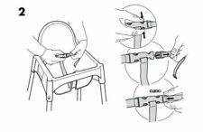 IKEA HIGH CHAIR REPLACEMENT STRAP ONLY  for ANTILOP brand new