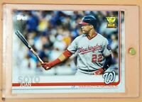 Juan SOTO 🔥 Washington NATIONALS ⚾️ 2019 TOPPS BASEBALL ALL-STAR ROOKIE CARD