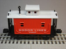 LIONEL THOMAS SODOR BOBBER CABOOSE 36603 o gauge the tank train island 6-30221 C