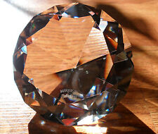 Marquis by Waterford Crystal Diamond Paperweight