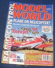 RADIO CONTROL MODEL WORLD MAGAZINE SEPTEMBER 1995 - PLANE OR HELICOPTER?