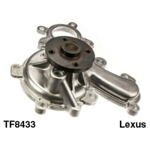 Tru-Flow Water Pump (OEM Japan) TF8433 fits Lexus LX LX570 (URJ201R)