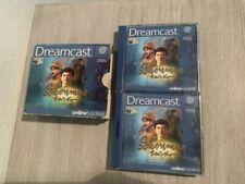 Shenmue OVP CIB Sega Dreamcast