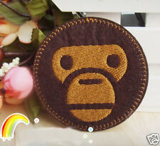 BABY MILO  Embroidery Iron / Sew On Patch / Applique