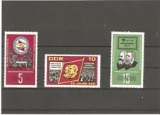 Briefmarken---DDR---1966-----Postfrisch----Mi 1173 - 1177-----