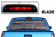 Custom Vinyl Decal Third Brake Light Blade Kit for Toyota Tacoma TRD 05-15 Black