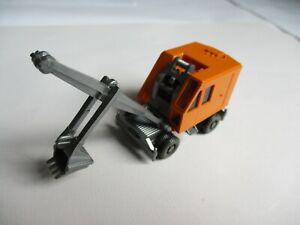 Wiking 1 87, Spoon Excavator (Wheels)