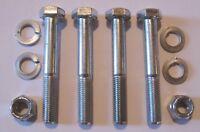 MGB Steering Rack Fitting Bolts - Hi-Tensile Steel