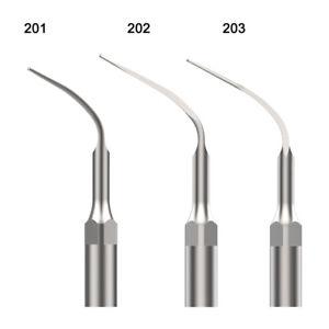 Ultrasonic Scaler Insert Tip 201 202 203 for Kavo PiezoLED & PIEZOsoft Handpiece