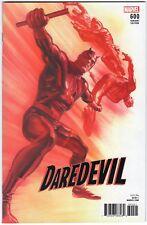 Daredevil #600 Alex Ross 1:50 Incentive Variant Marvel Rare HTF NM