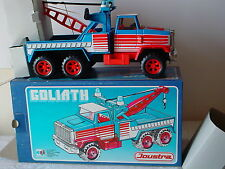JOUSTRA AN 80 SERIE GOLIATH CAMION depannage us n/b