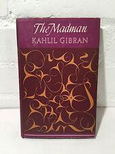 The Madman by Kahlil Gibran - 1969 Hardback - VR