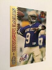 1995 Pacific #449 - Steve McNair - Alcorn State Braves (RC)