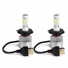 2x H4 9003 LED Headlight Kit 2600W 390000LM High-Low Beam Bulb 6000K Lamp White