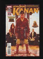 Star Wars Kanan The Last Padawan #8! Marvel Comics 2015! SEE SCANS! WOW! RARE!