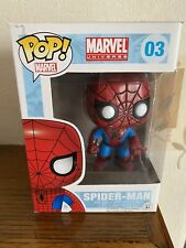 Funko Pop Marvel Universe Spider-Man #3