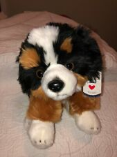 Nwt~Ganz Bernese Mountain Dog Heritage Collection Retired Mint New Condition