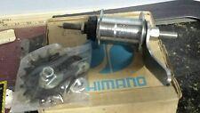 Old school mongoose motomag bmx nos rear wheel rebuild kit for shimano hub