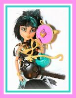 ❤️Monster High Cleo de Nile Ghouls Rule Doll Outfit Mask Shoes Accessory❤️