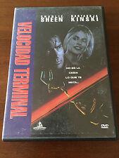VELOCIDAD TERMINAL - 1 DVD - CHARLIE SHEEN, NASTASSJA KINSKI - IMPRESCINDIBLE