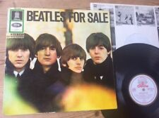 LP The Beatles For Sale : Odeon – SMO 83 790 gold red rot white weiss label