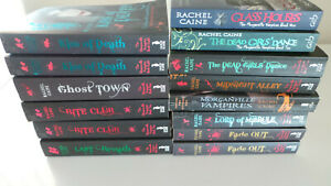 Special listing Rachel Caine Morganville Vampires books - you pick 1 2 3 4