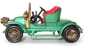 LESNEY MATCHBOX Y-2 1911 RENAULT - NR. MINT