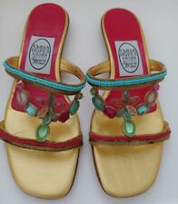 Emma Hope Jeweled Princess Sandals