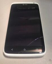 HTC One X 4G (PJ83100) - White - AT&T - READ BELOW