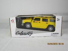 celerity superior  rc car 1:24 scale 27mhz 2ch rc wit lights ages 3+