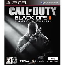 Used PS3 Call of Duty Black ops 2 Japanese subtitled ed. Japan Import