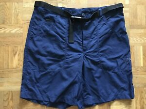 MAMMUT Wanderhose Outdoorhose Shorts Herren Gr. 56/XXL blau kurz