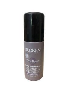 Redken Time Reset Corrective Protective Softening Lotion Weak Hair 3.2 OZ