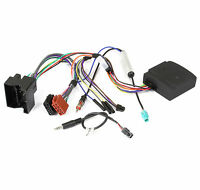 Lenkradfernbedienung Adapter Canbus für AudiVW Ford Opel Seat Skoda Sony Radio