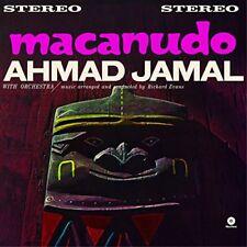 Ahmad Jamal Macanudo (Spa) vinyl LP NEW sealed