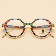 NEW Vintage Round Metal Glasses Eyeglasses Frame Myopia Spectacles Optical Rx