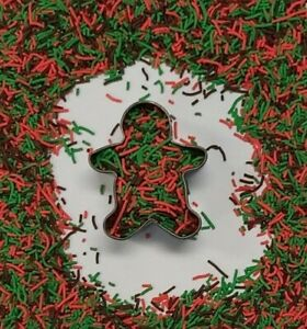 Christmas red green +choc sprinkle/fudge/gift ideas/cakes/cakepop/biscuit
