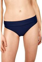 Lole Women's 240826 Mojito Mirtillo Blue Bikini Bottoms Swimwear Size XL