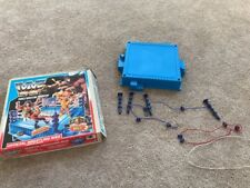 WWF 1990 HASBRO BLUE SQUARE RING POSTS PARTS PIECES Lot WWE TITAN