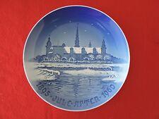 B & G Bing & Grondahl Cristmas Plate 1960