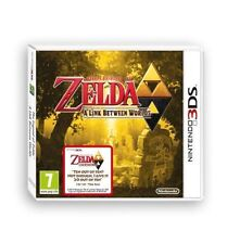 The Legend of Zelda: A Link Between Worlds Nintendo 3DS SEALED ORIGINAL VERSION
