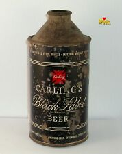 Carling Black Label 1940 Irtp Cone Top Beer Can Cleveland Ohio Buffalo New York