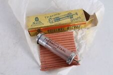 Antique Old German Made Original Record Medical Glass Syringe in a Box.