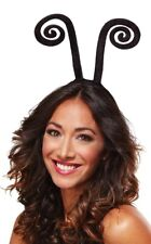 Ladybug Butterfly Bumble Bee Antenna Ant Insect Costume Antennae Headband Curly