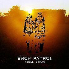 Final Straw de Snow Patrol | CD | état bon