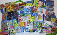 25, 50 or 100 Assorted Party Piñatas Bag Fillers Kids Boys & Girls Toys Gifts
