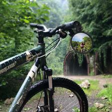 360° Cycling Bike Bicycle Handlebar Flexible Safe Rearview Rear View Mirror