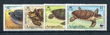 Anguilla 541/44 postfrisch / WWF - Schildkröten ..........................2/1669
